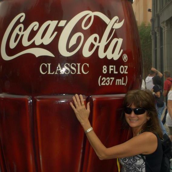 the ultimate Coca Cola!!