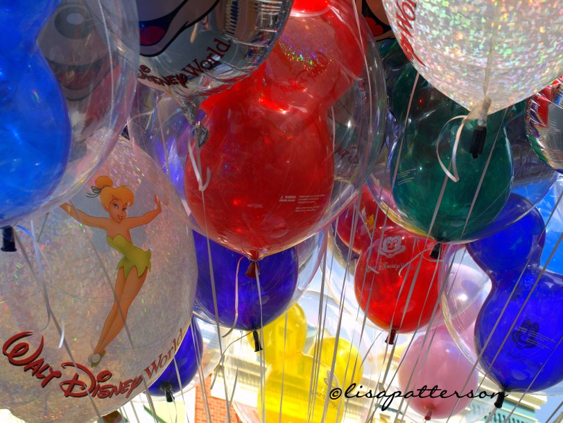 whats more colorful than Disney?