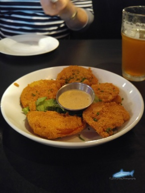 Fried Green Tomatoes in Macon